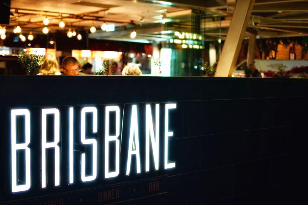 Living in Brisbane : Brissi, my dear