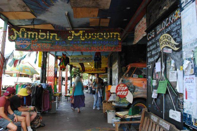 nimbin museum entrance