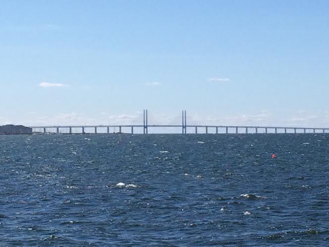 västra hamnen oresundbron
