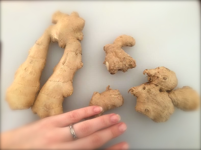 ginger-quantity