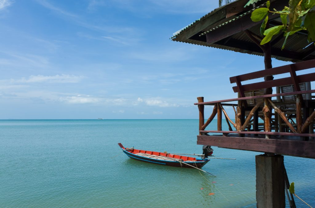 One month itinerary Thailand : what to see?