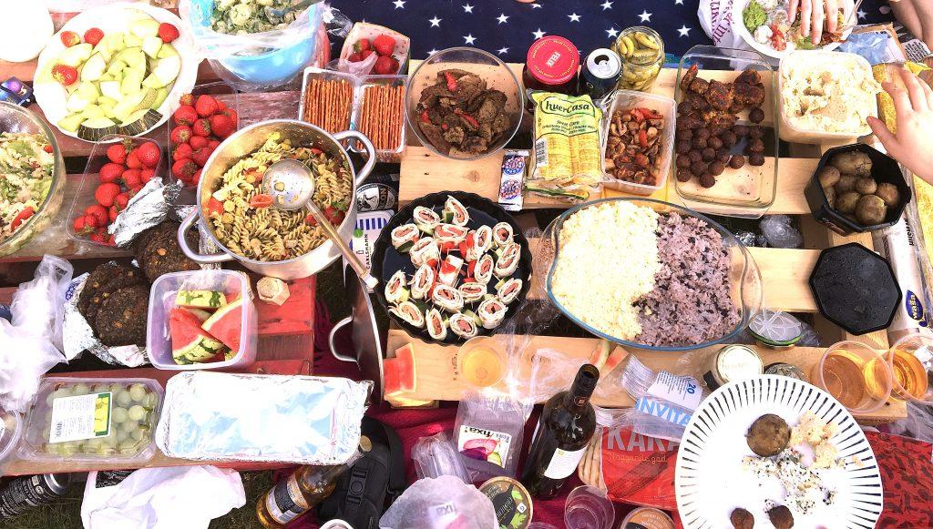 buffet-vegan
