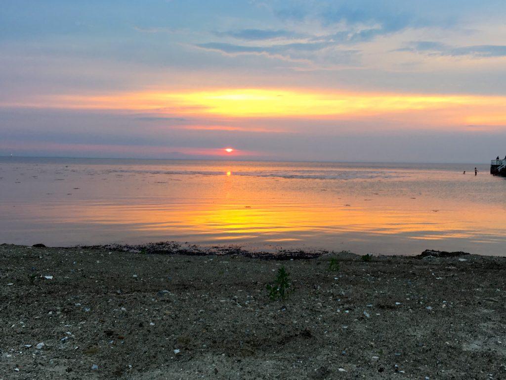 suede-coucher de soleil