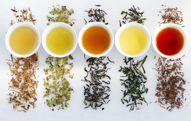 Pour l'amour du thé
