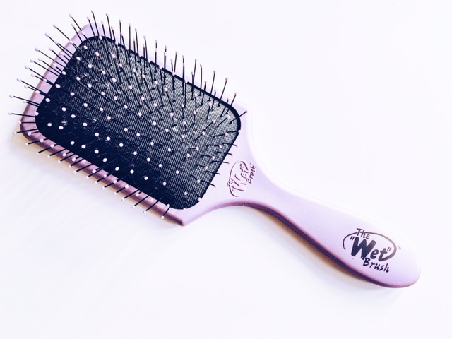 La wet brush : une vraie découverte !