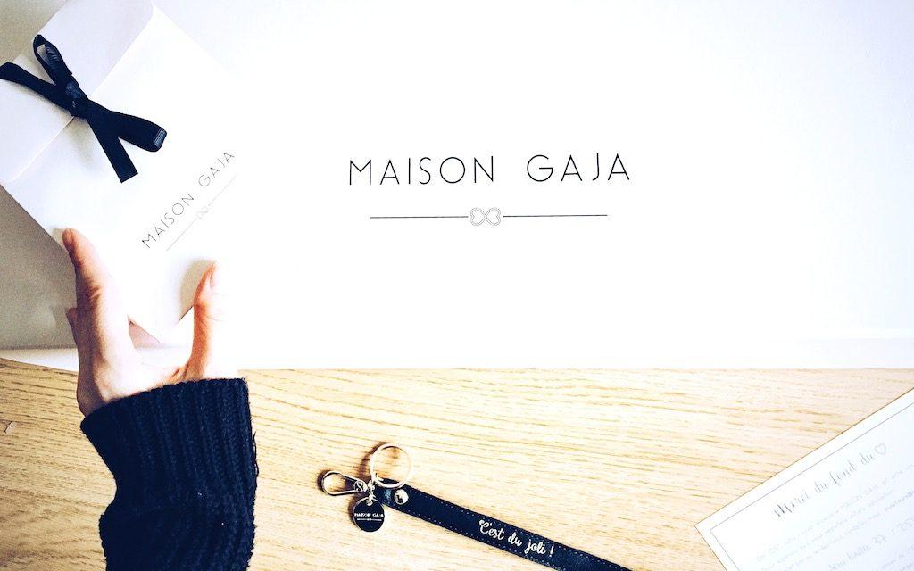La jolie marque Maison Gaja