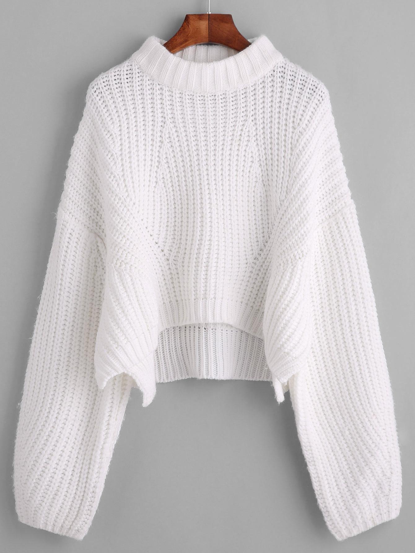 white-sweater