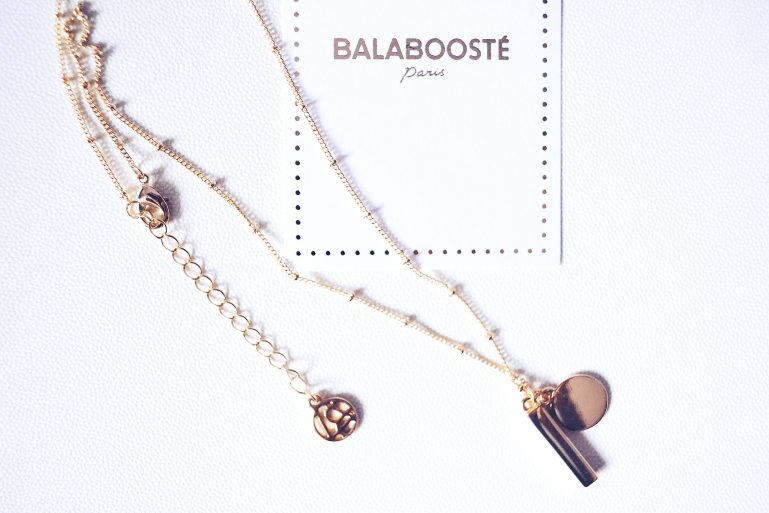 bala boosté necklace