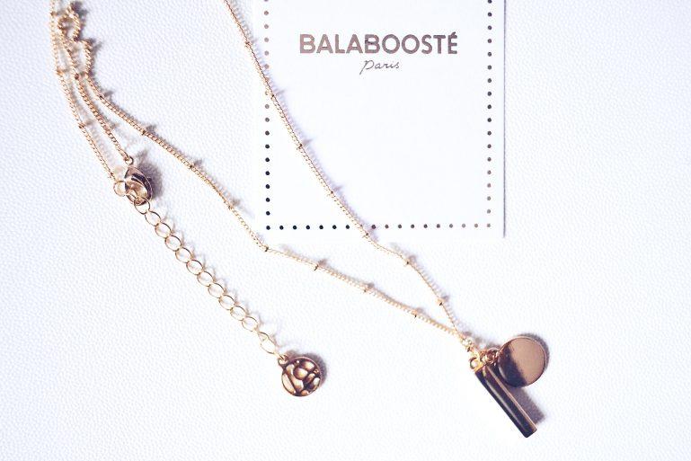 bala boosté necklace