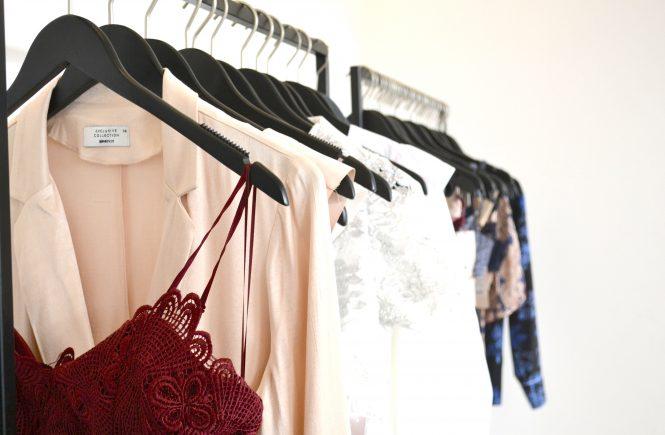 open press day vêtements rose