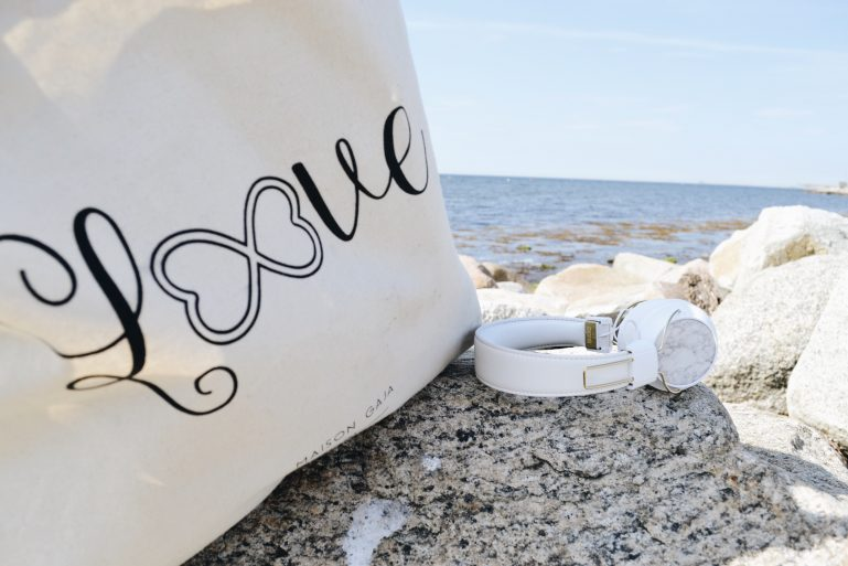 musique sur la plage