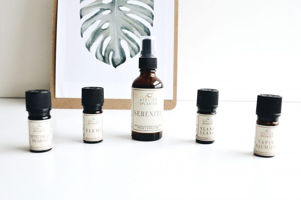 Des huiles essentielles bio pour calmer le stress