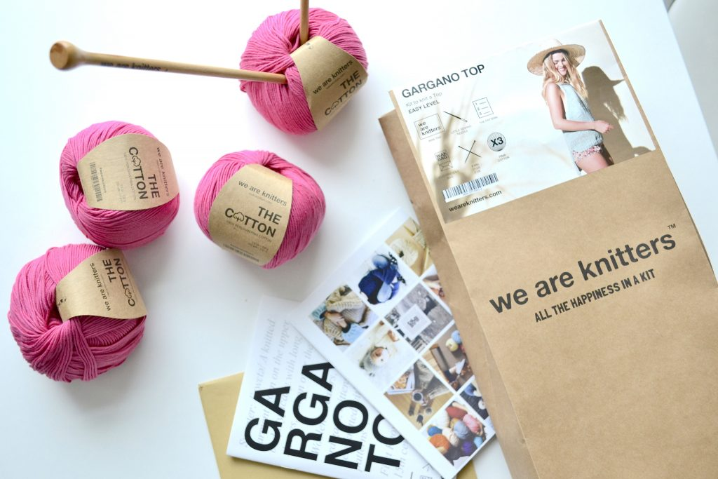 Apprendre à tricoter avec We Are Knitters