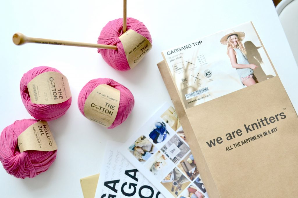 Learn how to knit with We Are Knitters