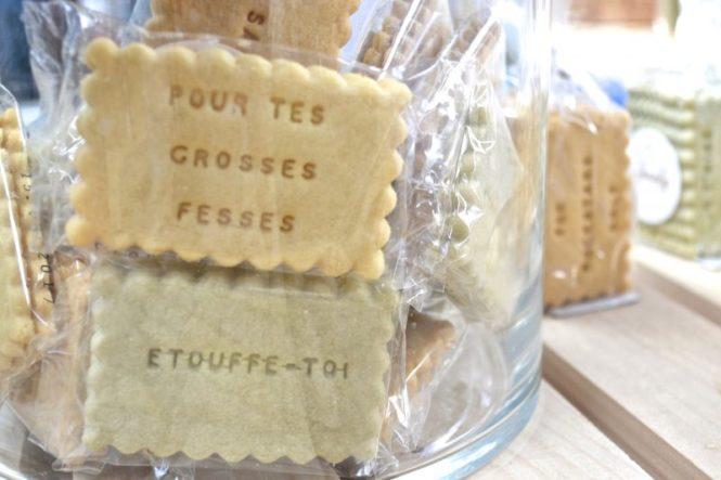 biscuits rigolos personnalisables