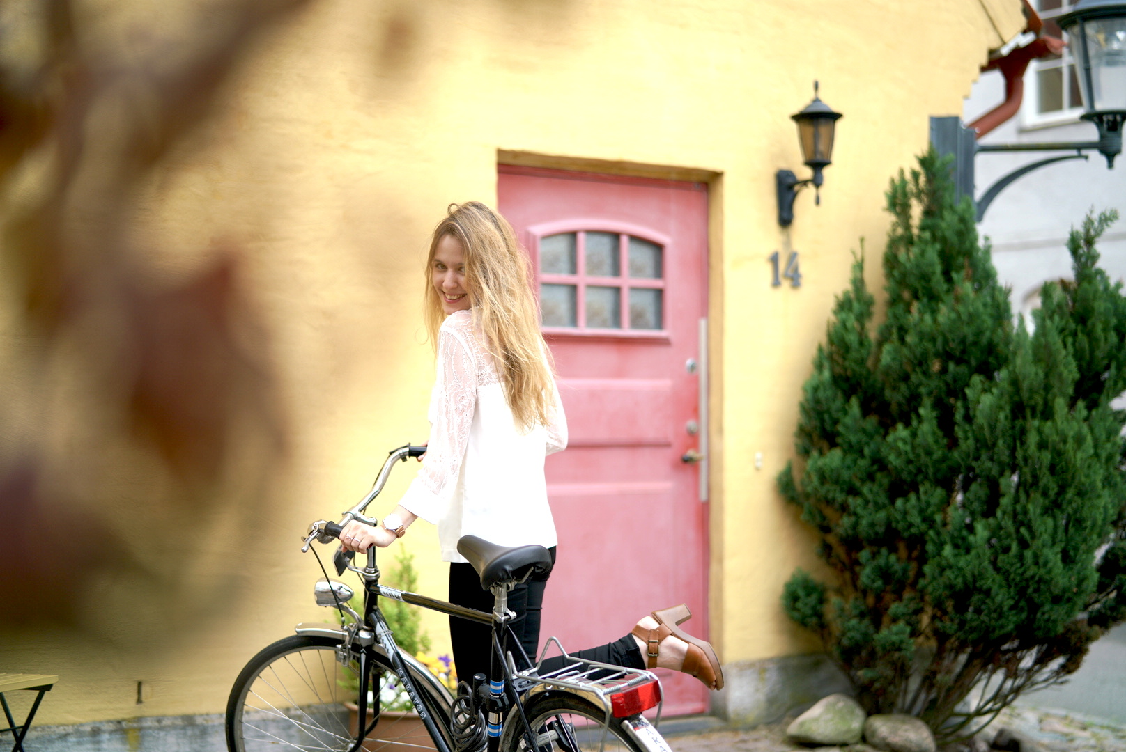 bike scandinavia blogger