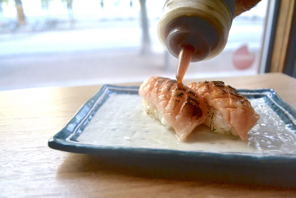 Where to eat good sushi in Malmö ? Top place in Malmö #2
