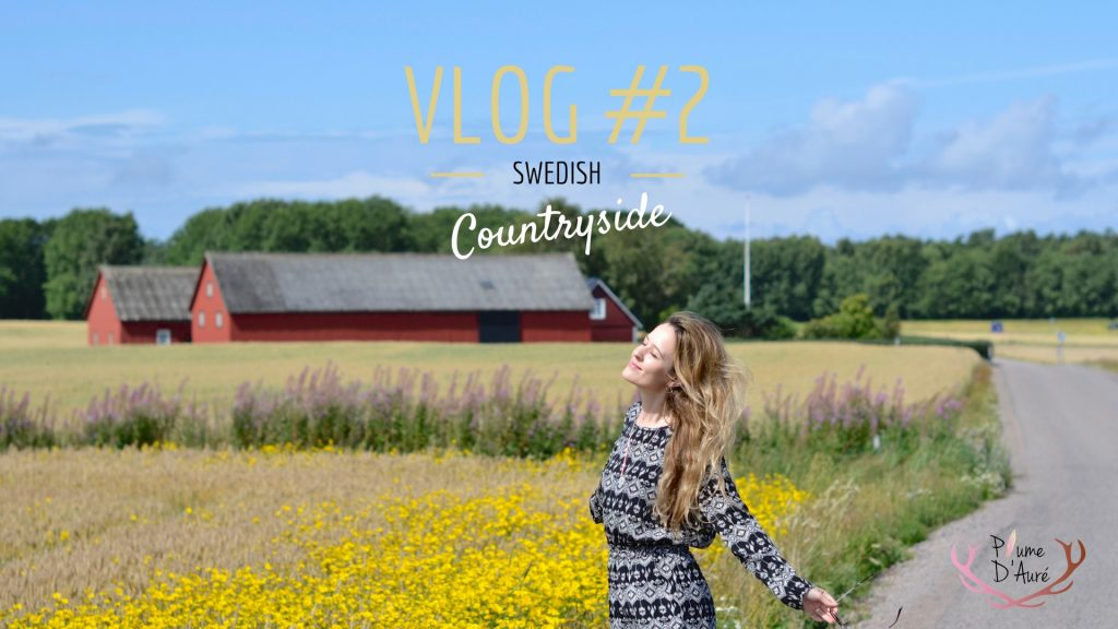 A few days in the Swedish countryside