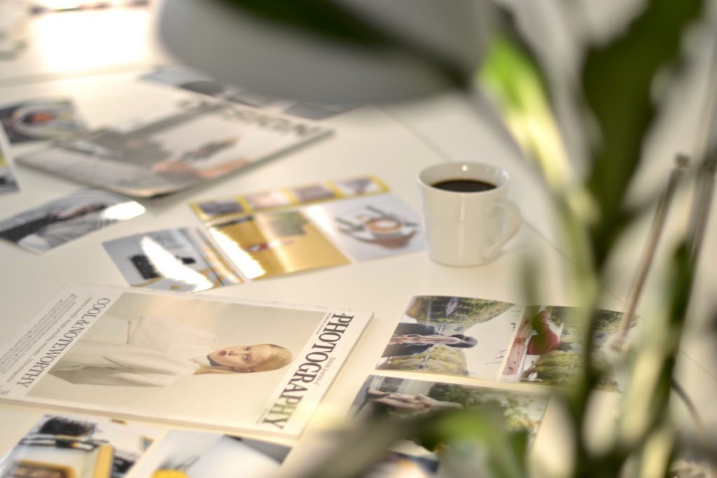 Printing souvenirs as a way to remember the little things