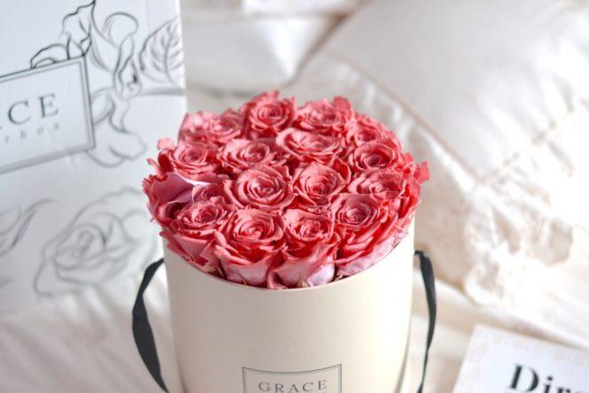Des Roses Eternelles Qui Durent Trois Ans Plume D Aure