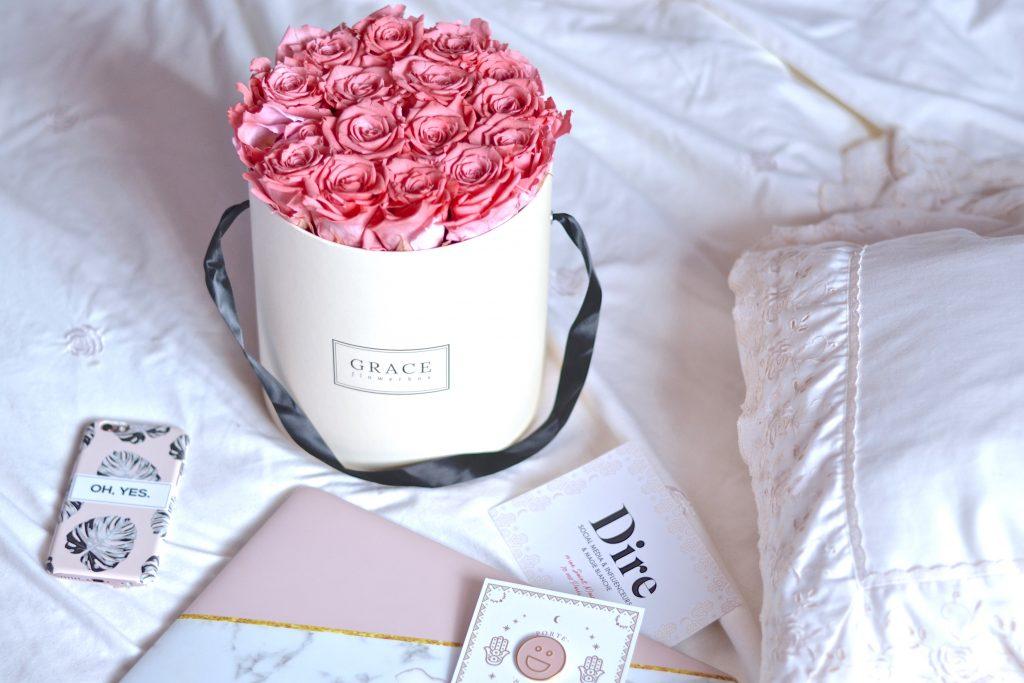 Des roses éternelles qui durent trois ans