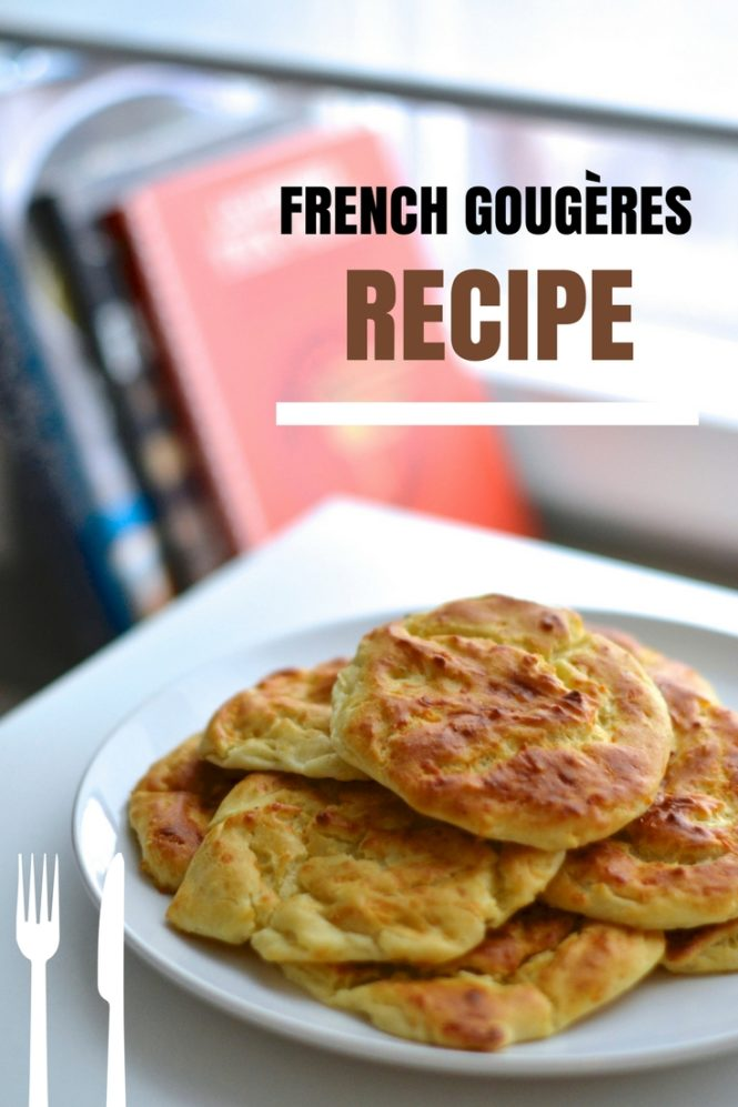 Fancy a nice French recipe? Some kind of cheese pancakes? Try this!