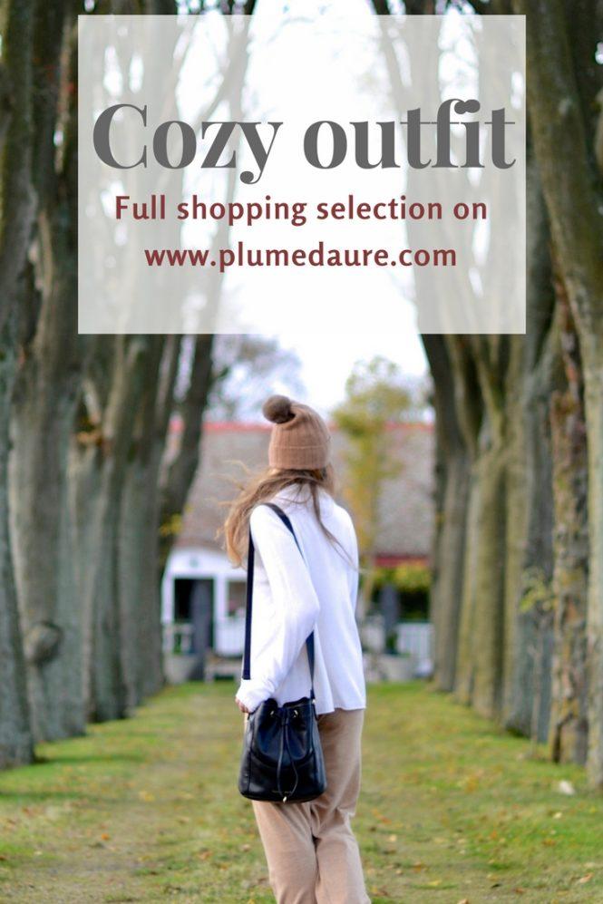 Look cozy pour l'automne hiver ! Conseils et une sélection shopping !