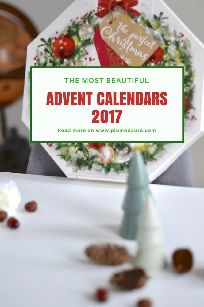 the most beautiful advent calendars in 2017