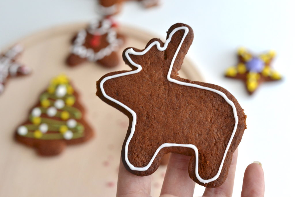How to make gingerbread cookies ? (Swedish recipe)