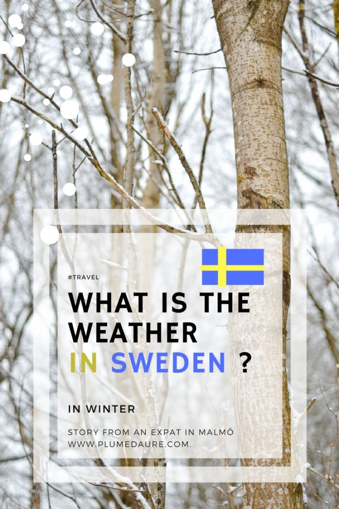 What is the weather in in Sweden? Snow, dreamy white landscapes, a myth or a reality? I tell you more about it in this swedish weather article! This way !