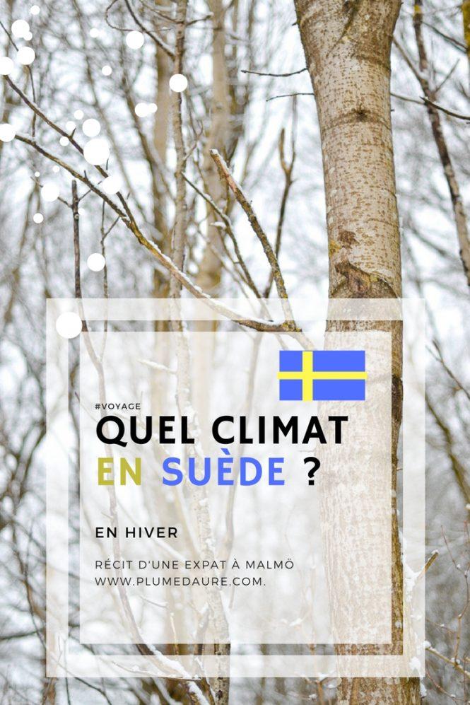 Une question que l'on me pose souvent : quel climat fait-il en Suède ? La neige, les paysages tout blancs de rêve, un mythe ou une réalité ? Je vous en parle en détails dans cet article météo swedish ! Par ici !