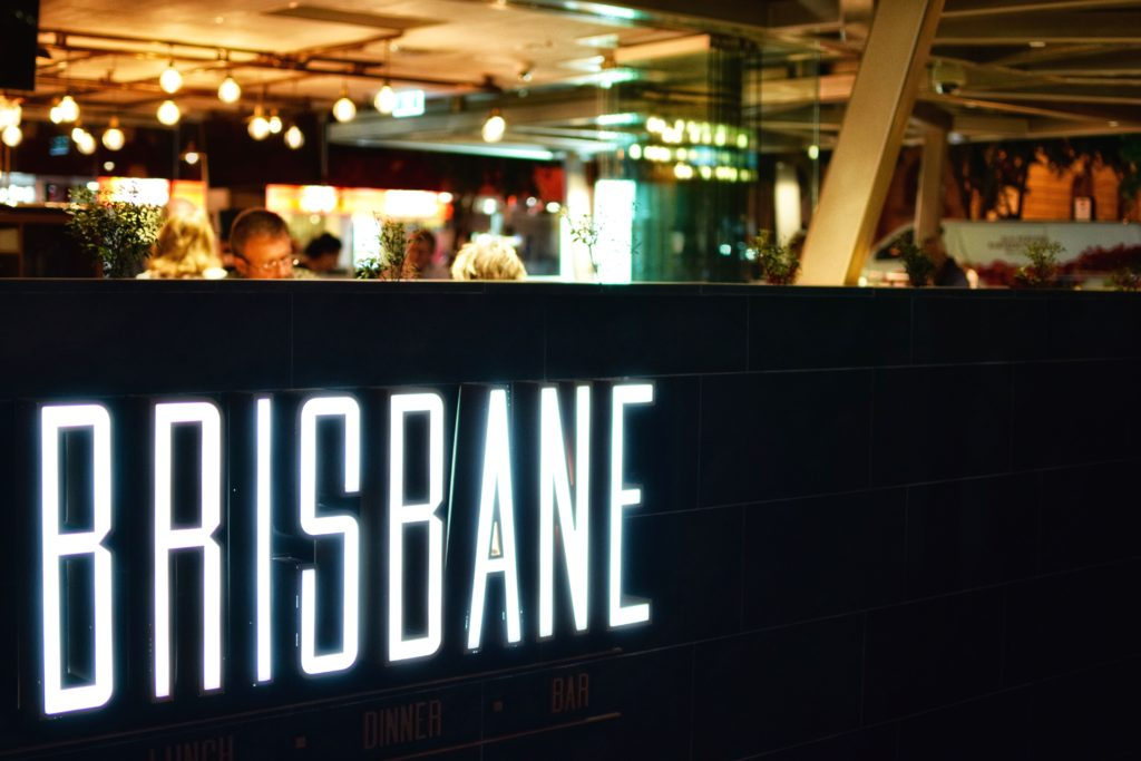 Living in Brisbane : Brissi, my dear