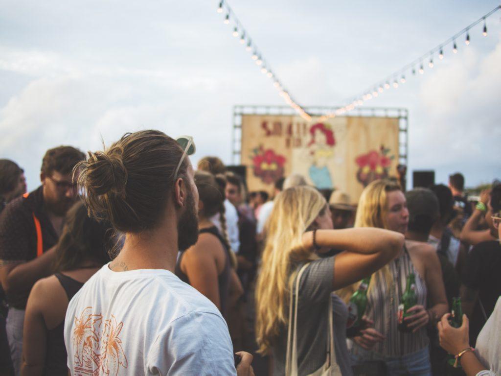 Festival Distortion à Copenhague