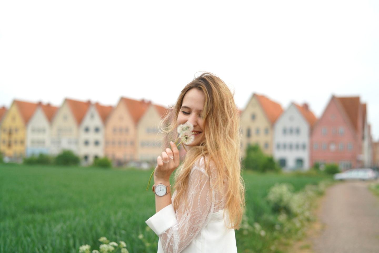 village suédois coloré colorful swedish village jakriborg