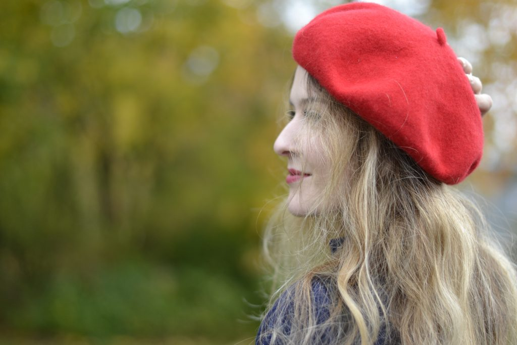 The red beret : let's talk about the beret !