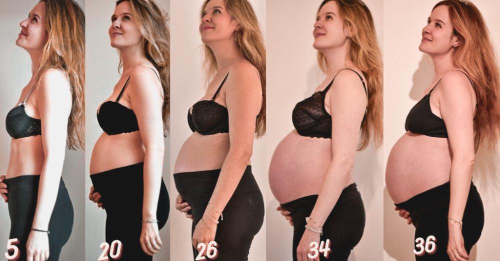 Mon récit de grossesse